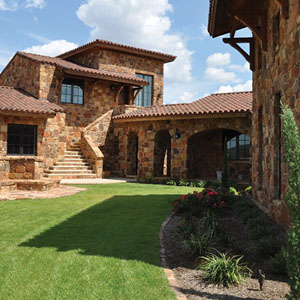 McDowell Residence, Llano County, Texas