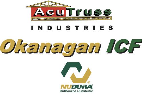 Acutruss Industries, Okanagan ICF, NUDURA